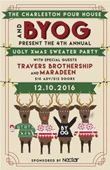 BYOG'S 4th Annual Ugly Sweater Party