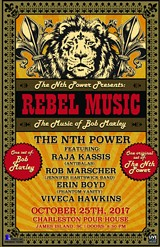 The Nth Power presents Rebel Music, The Music of Bob Marley