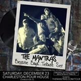 The Mantras: Beastie Boys Tribute